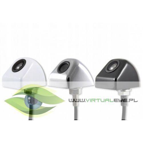 Kamera cofania typ 13 biała / srebrna (chrom) / czarna marki Virtualeye
