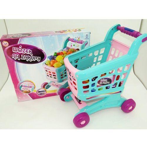Wózek sklepowy ZR16671E (5902706300901)