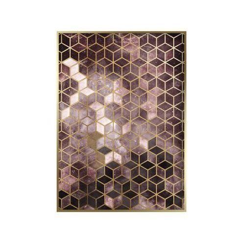 Styler Obraz cubes 50 x 70 cm (5902841507821)