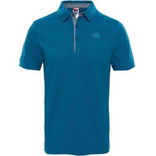 Koszulka polo pique t0cev4efs, The north face, S-L