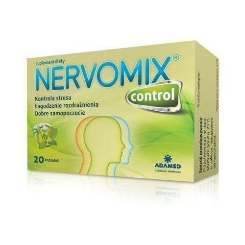 Nervomix Control x 20 kaps. - produkt farmaceutyczny