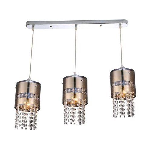 Bona lampa wisząca 3-punktowa 603/3L