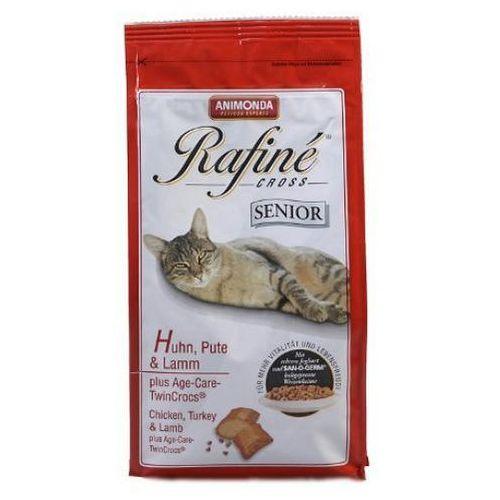 Animonda Rafine Cross Senior karma dla kotów starszych - produkt z kategorii- Karmy i przysmaki dla kotów