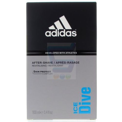 Adidas  ice dive - woda po goleniu 100 ml (3412242630155)
