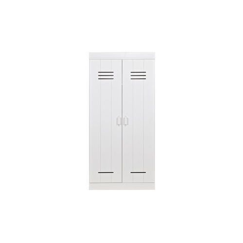 :: szafa na ubrania connect dwudrzwiona - 2-drzwiowa marki Woood