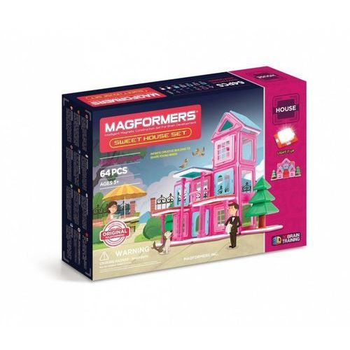 Klocki Magformers Sweet House Set 64