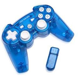 Kontroler bezprzewodowy PDP 6432EU-BL Rock Candy Blueberry Boom do PS3 (0708056564339)