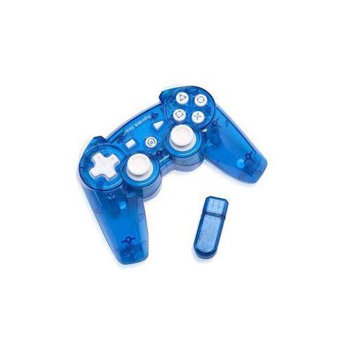 OKAZJA - Kontroler bezprzewodowy 6432eu-bl rock candy blueberry boom do ps3 marki Pdp