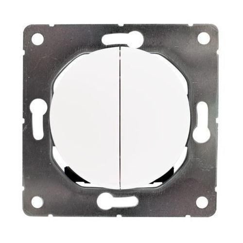 Włącznik schodowy soul biały marki Dpm solid