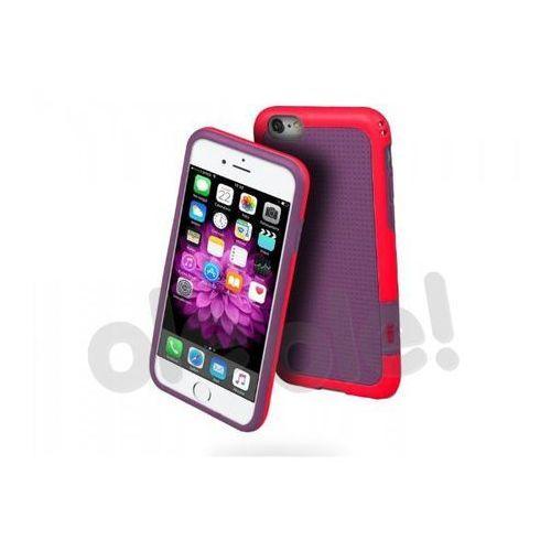 cover color tecolorip6vp iphone 6/6s (fioletowo-różowy) - produkt w magazynie - szybka wysyłka! marki Sbs