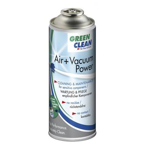 pojemnik z gazem pod ciśnieniem 400 ml od producenta Green clean