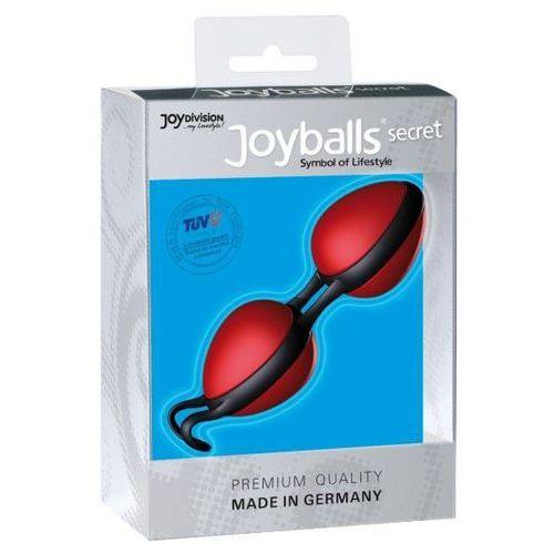 Joyballs secret (czerwień/czerń) marki Joydivision (ge)