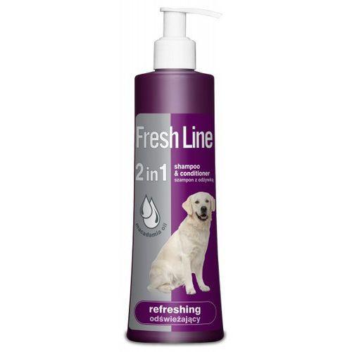 Freshline szampon odświeżający z odżywką 220ml marki Dermapharm