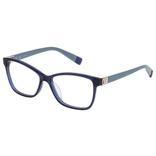 Okulary korekcyjne vfu001s 0t31 marki Furla