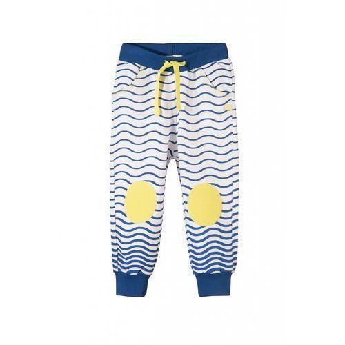 Spodnie dresowe niemowlęce 5m3418 marki 5.10.15.