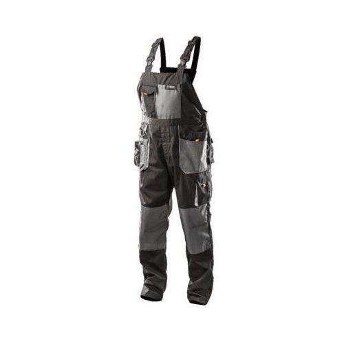 Spodnie robocze NEO 81-240-XXL na szelkach (rozmiar XXL/58) + DARMOWY TRANSPORT! (5907558419252)