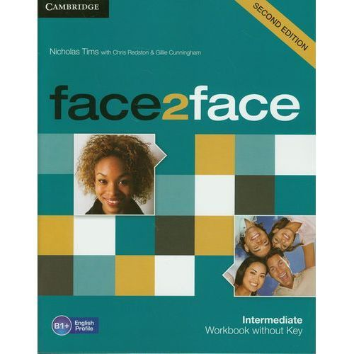 Face2face 2ed Intermediate Workbook, oprawa miękka