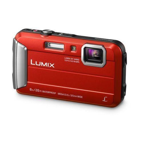 Panasonic Lumix DMC-FT30. Najniższe ceny, najlepsze promocje w sklepach, opinie.