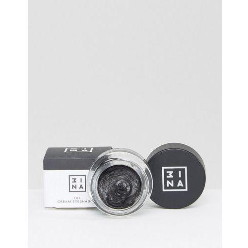 cream eyeshadow - classic - black wyprodukowany przez 3ina