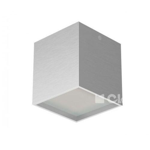 Cleoni Lampa sufitowa kubik k1sd led żarówka led gratis!, t049k1sd501