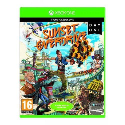Microsoft Gra xbox one sunset overdrive (0885370853957)