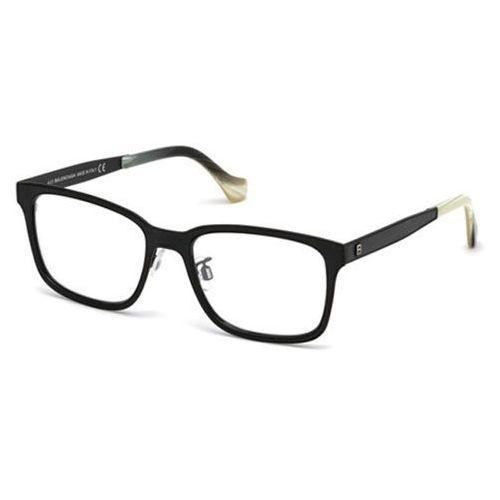 Okulary korekcyjne ba5055 002 marki Balenciaga
