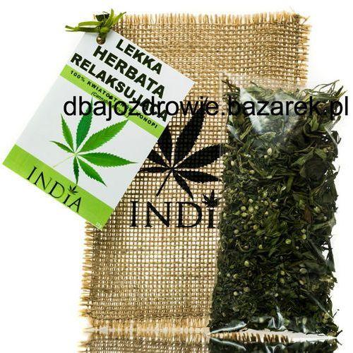 Lekka ziołowa herbata relaksująca, 15g marki India cosmetics