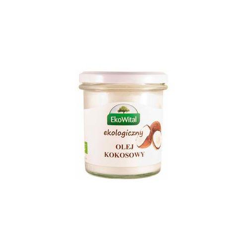 Olej kokosowy BIO 240 g EkoWital