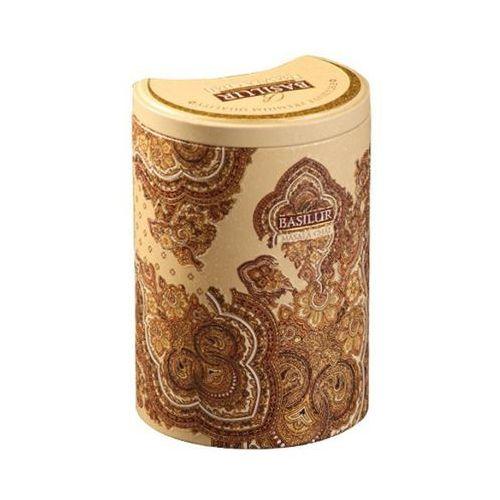 Basilur  70265 100g masala chai herbata czarna liściasta puszka | darmowa dostawa od 150 zł!