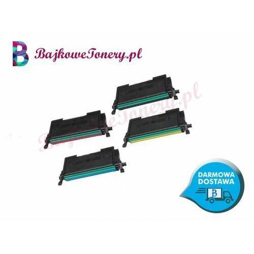 Bajkowetonery.pl Toner premium zamiennik do samsung clt-m5082l, czerwony, clp-620, clp-670, clx-6220