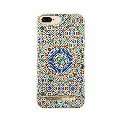 IDEAL FASHION CASE ETUI OBUDOWA IPHONE 8 PLUS / 7 PLUS / 6S PLUS / 6 PLUS (MOROCCAN ZELLIGE)