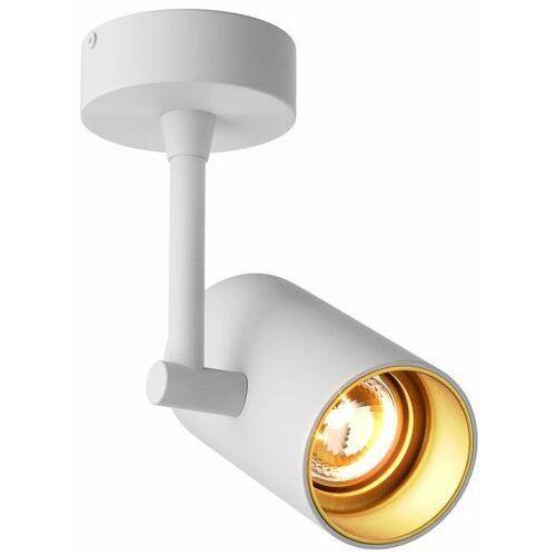Zumaline Spot lampa sufitowa tori 20014-wh regulowana oprawa metalowa tuba biała (2011005668322)