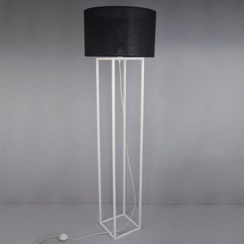 Lampa Podłogowa QUADRA BIG WHITE