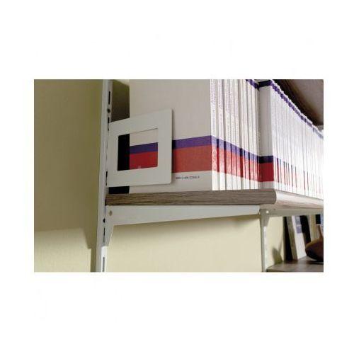 Element system Wisząca barierka na półkę, biała (4006676015511)