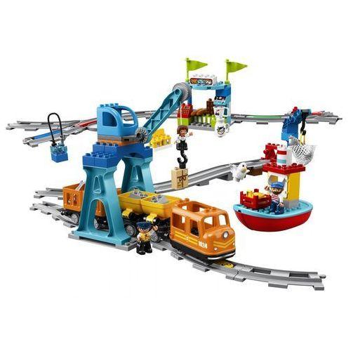 Lego DUPLO Pociąg towarowy 10875 - BEZPŁATNY ODBIÓR: WROCŁAW!
