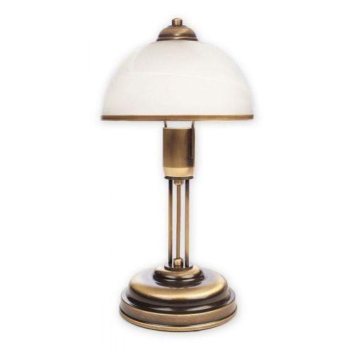 Lemir Sato lampka stołowa 1 pł. / patyna, dodaj produkt do koszyka i uzyskaj rabat -10% taniej!