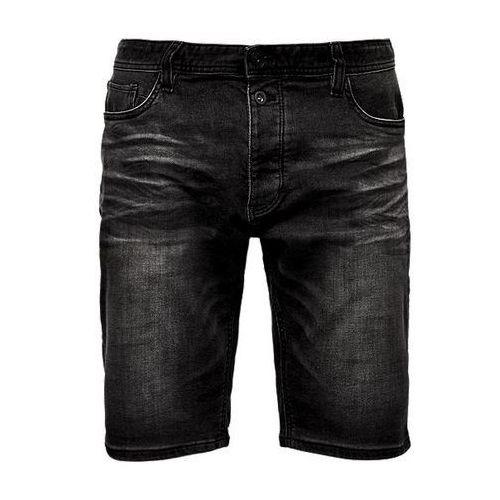 Q/S designed by szorty męskie 32 czarny, 1 rozmiar