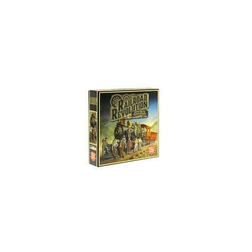 Hobbity Railroad revolution - poznań, hiperszybka wysyłka od 5,99zł!