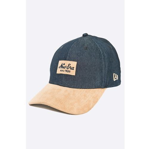 - czapka densuede marki New era