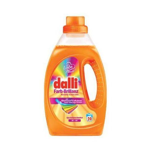 DALLI 1,1l Farb-Brillianz Uniwersalny płyn do prania (20 prań)