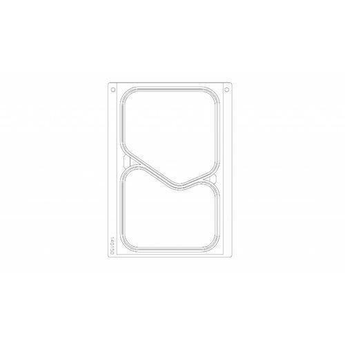 Kaseta do maszyny pakującej DF10/20 | 265x162 mm