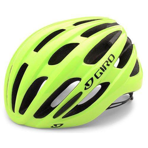 Giro foray mips kask rowerowy żółty 51-55 cm 2018 kaski rowerowe (0768686707261)