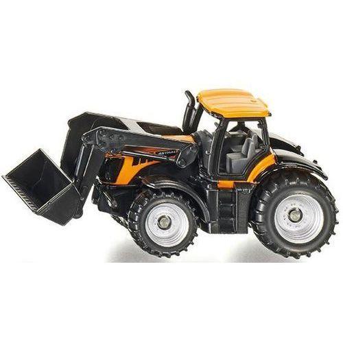 13 - traktor jcb z przednią ładowarką marki Siku