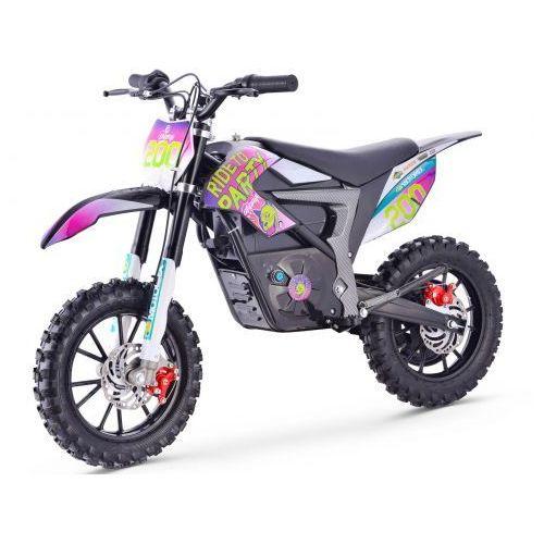 Stomp racing Stomp wired pit bike elektryczny - ride to party (5902376461018)