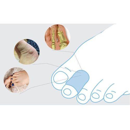 Żelowa osłonka na obtarcia palców stopy