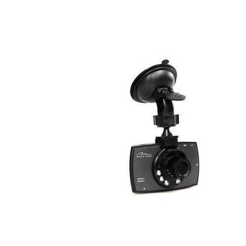 Media-tech u-drive dual - system 2 kamer samochodowych do rejestracji zdarzeń drogowych. full hd 1080p, kamera cofania mt4056 mt4056 - odbiór w 2000 punktach - salony, paczkomaty, stacje orlen marki Media tech