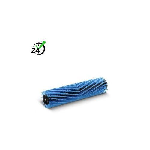 Szczotka walcowa (300mm, niebieska, do wykładzin dywanowych) do br 30/4, ✔sklep specjalistyczny ✔karta 0zł ✔pobranie 0zł ✔zwrot 30dni ✔raty 0% ✔gwarancja d2d ✔leasing ✔wejdź i kup najtaniej marki Karcher
