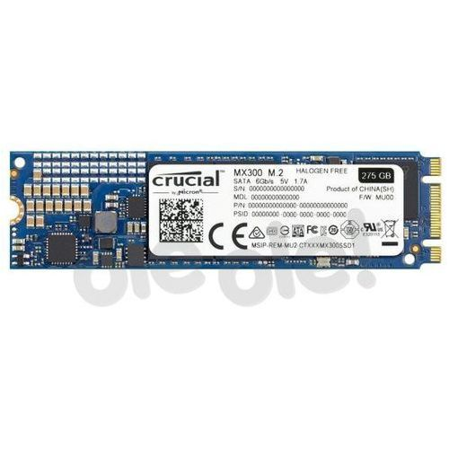 Crucial MX300 275 GB M.2 (2280)