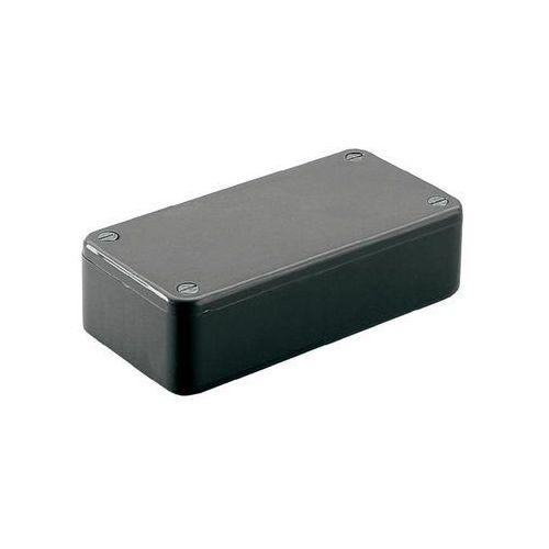 Obudowa euro abs czarna 150 x 80 x 50 mm,  1591dbk, 1 szt. od producenta Hammond electronics