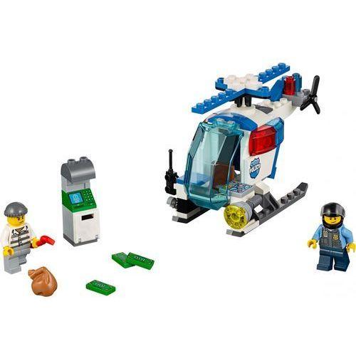 Lego JUNIORS Zestawy juniors pronásledování s policejní helikoptérou 10720